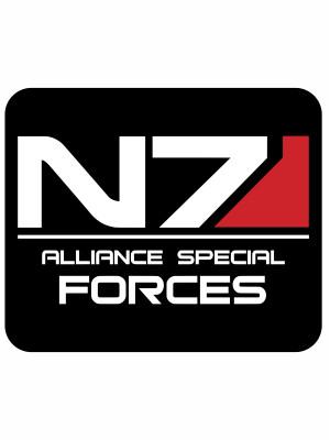 Samolepka N7 Alliance Special Forces