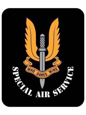 Samolepka SAS Special Air Service