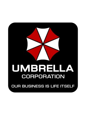Samolepka Umbrella Corporation