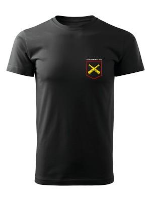Tričko 13. dělostřelecký pluk - simple