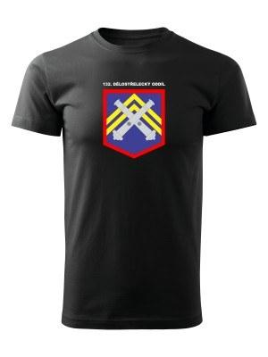 Tričko 132. dělostřelecký oddíl