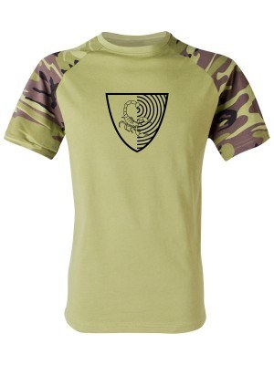 Tričko 532. prapor elektronického boje (vzor 95)