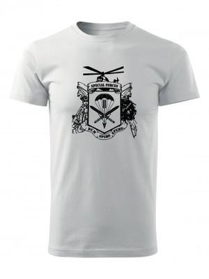 tričko 601. skupiny speciálních sil