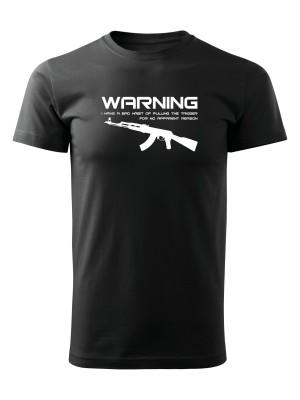 Tričko BAD HABIT AK-47