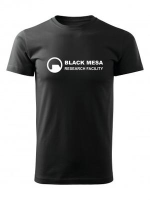 Tričko Black Mesa Research Facility Line