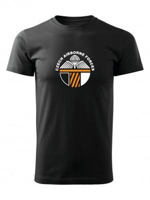 Tričko CAF 43rd Airborne Battalion