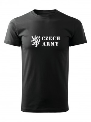 Tričko Czech Army Lion