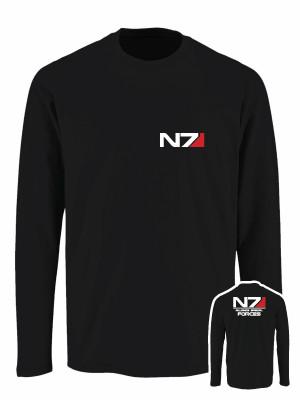 Tričko dlouhým rukávem N7 Alliance Special Forces