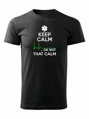Tričko EMT KEEP CALM