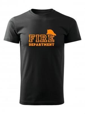 Tričko FIRE Department