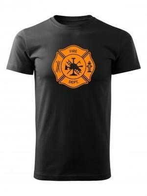 Tričko FIRE DEPT