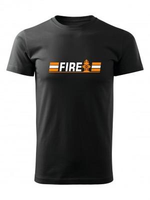 Tričko FIRE