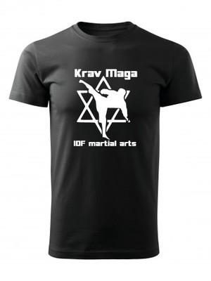 Tričko Krav Maga IDF martial arts