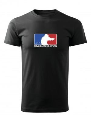 Tričko Major League Pistol
