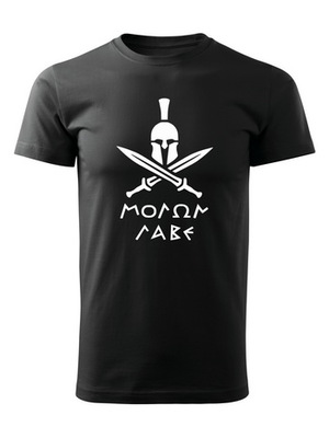 Tričko Molon Labe Swords