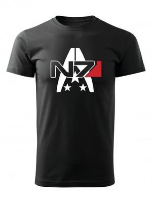 Tričko N7 Alliance Military