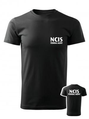 Tričko NCIS Federal agent