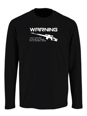 Tričko s dlouhým rukávem BAD HABIT SVD Dragunov