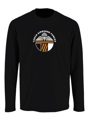 Tričko s dlouhým rukávem CAF 43rd Airborne Battalion