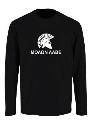 Tričko s dlouhým rukávem MOLON LABE One Line