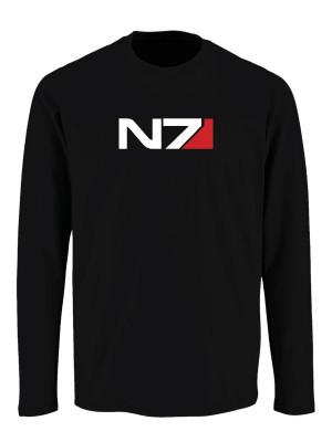Tričko s dlouhým rukávem N7