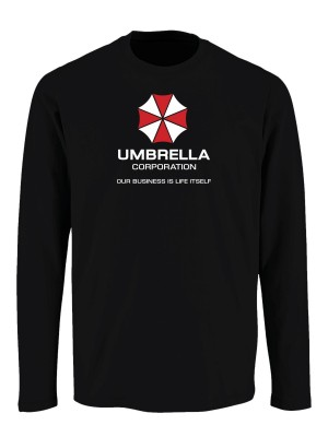 Tričko s dlouhým rukávem Umbrella Corporation
