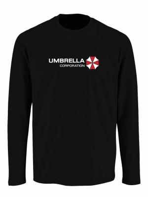 Tričko s dlouhým rukávem Umbrella Corporation Line