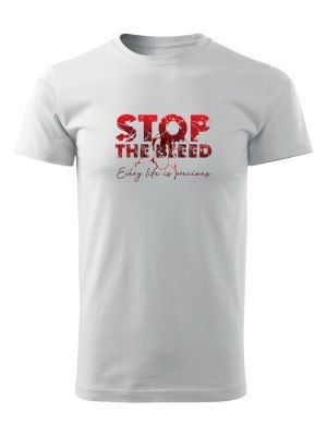 Tričko STOP THE BLEED