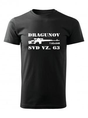 Tričko SVD Dragunov