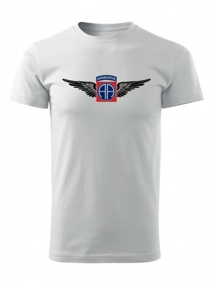 Tričko U.S. Army 82nd Airborne Division WINGS