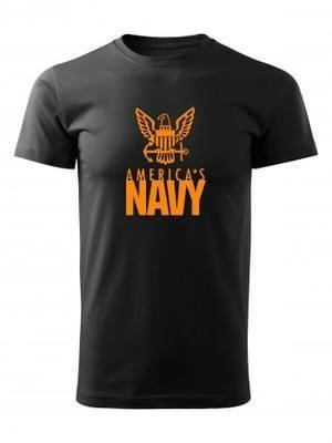 Tričko U.S. NAVY Americas Navy Eagle