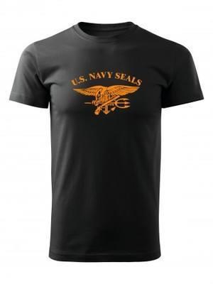 Tričko United States NAVY SEALS