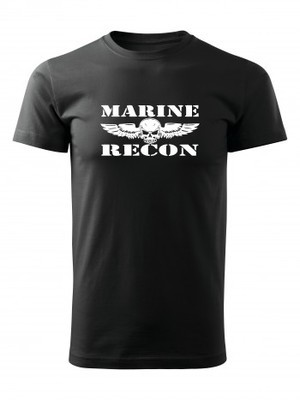 Tričko USMC Marine Recon