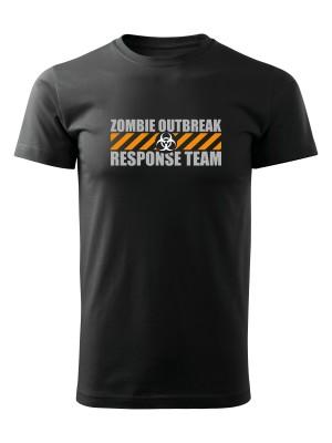 Tričko Zombie Outbreak Response Team