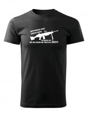 Triko KURZ SEBEOVLÁDÁNÍ M249